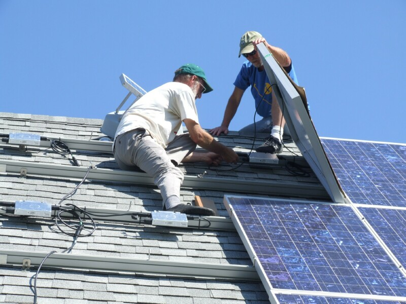 Top Rated Solar Panel Company and Solar Services Near You